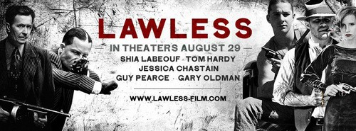 'Lawless' New Banner