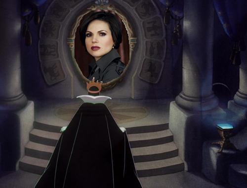 """Magic Mirror on the hook..."""