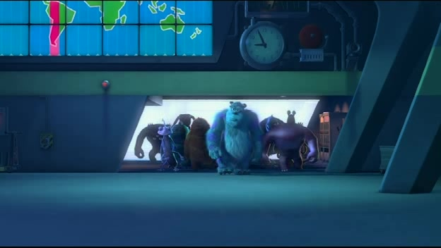 production process of monster inc film studies essay Success came for pixar after the production of its first computer animated film 'toy story' in 1995 (hutton and baute, 2007) since then, pixar has made many innovative animated feature films, with well known ones including - a bug's life, toy story 2, monsters, inc, finding nemo, the incredibles, cars, ratatouille and wall-e, six of which.