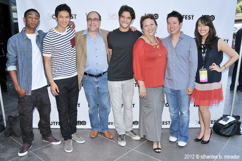 "Premiere Of ""White Frog"""