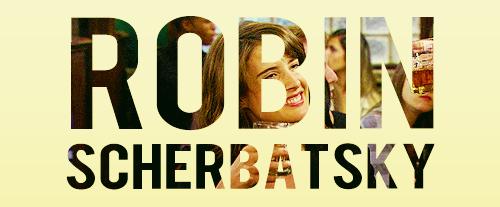 Robin Scherbatsky wallpaper called ♥ Robin ♥
