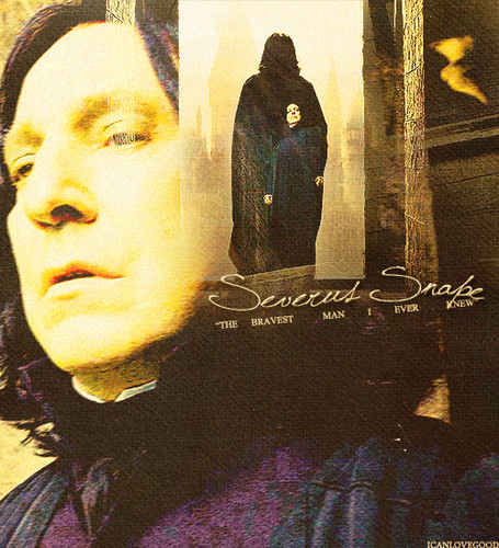 Severus Snape wallpaper probably containing a sign, a street, and a portrait entitled  Severus Snape