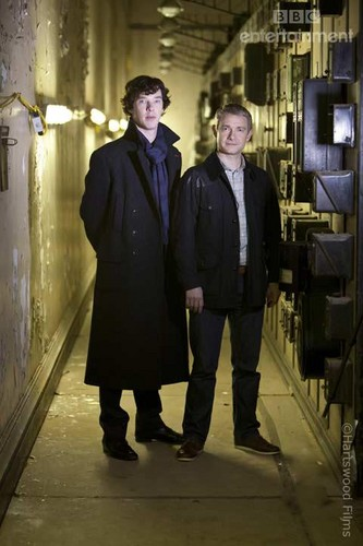 Sherlock Season 2 - sherlock Photo