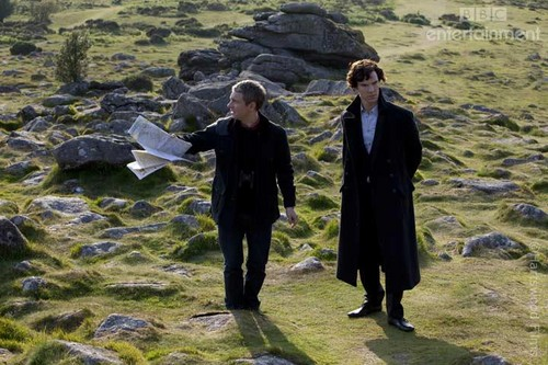  Sherlock Season 2 - sherlock-on-bbc-one Photo