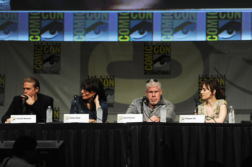 """""""Sons Of Anarchy"""" Panel - Comic-Con International 2012"""