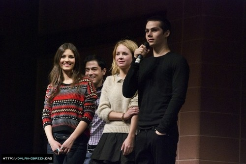 """The First Time"" Premiere 2012 Sundance Film"