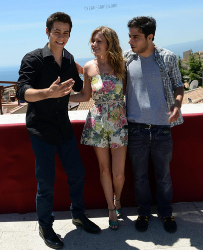 """""""The First Time"""" Press Conference 58th Taormina Film Fest"""