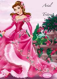 disney princess bella