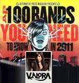 100 bands Banner