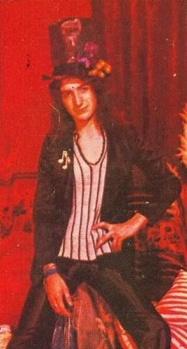 queen fondo de pantalla with a fedora titled 1973 Douglas Puddifoot for queen