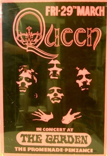 1974 Live at the Garden in Penzance