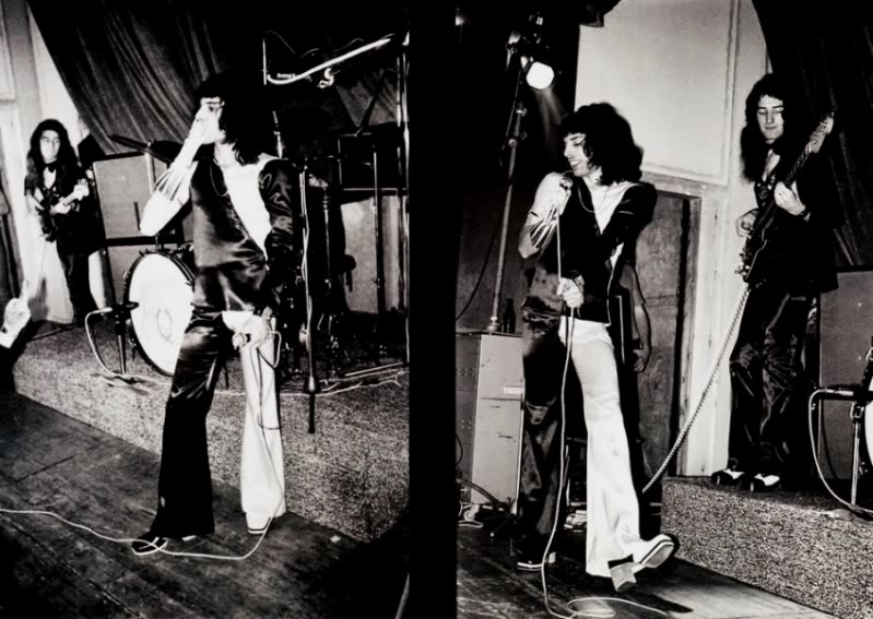 Queen 1974 Rainbow Queen 1974 Live at The Garden
