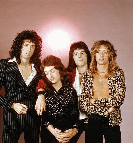 1974 Mick Rock - Sheer Heart Attack