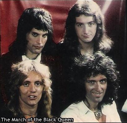 1974 Mick Rock - Sheer cœur, coeur Attack