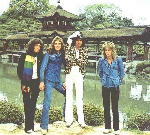 1975 - Queen in Nhật Bản