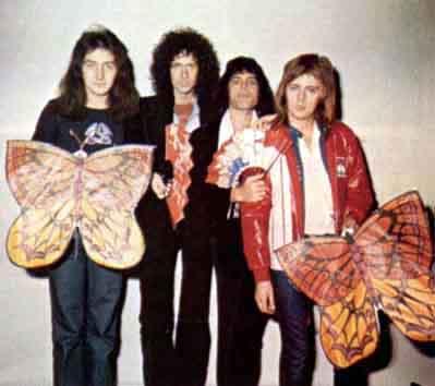 1975 - 퀸 in 일본