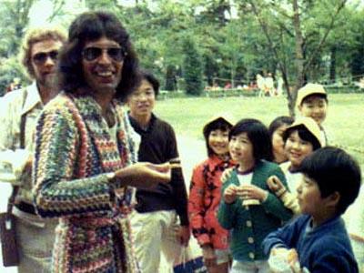 1975 - queen in japón