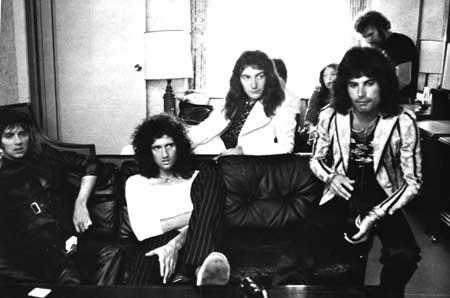 1975 - Queen in Japan