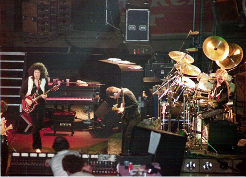 1979 live at the Ahoy Hall Rotterdam