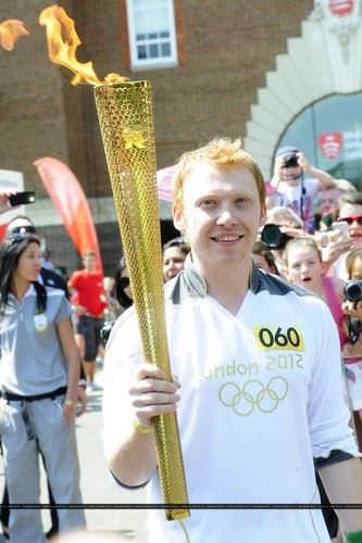 2012 Olympic Torch Relay in Londres - July,25