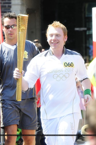 2012 Olympic Torch Relay in Лондон - July,25