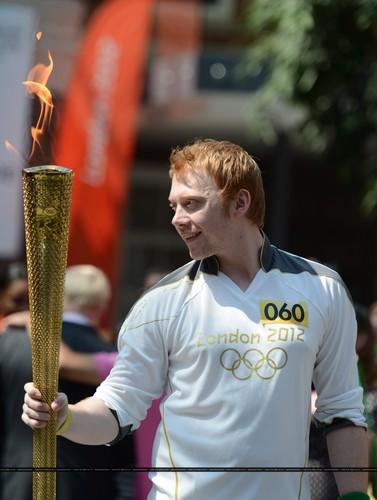 2012 Olympic Torch Relay in Luân Đôn - July,25