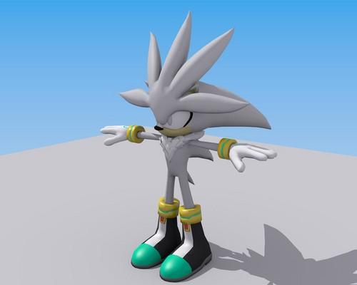3D Silver