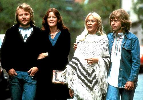 ABBA wallpaper called ABBA