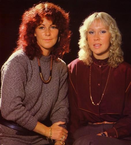 ABBA fond d'écran titled ABBA