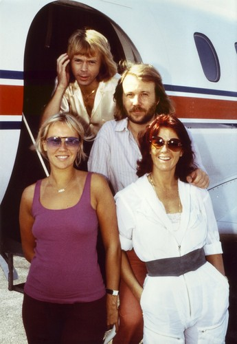 ABBA fond d'écran called ABBA