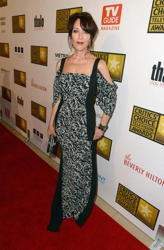 Actress Katey Sagal