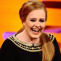 Adele Laughing