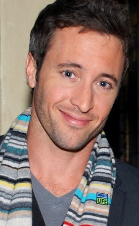 Alex O'Loughlin wallpaper possibly containing a portrait titled Alex