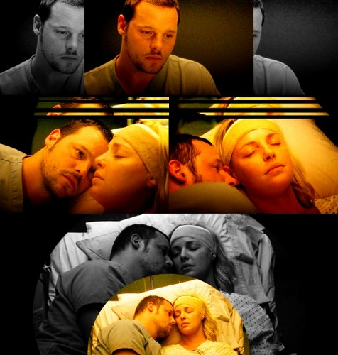 Alex and Izzie