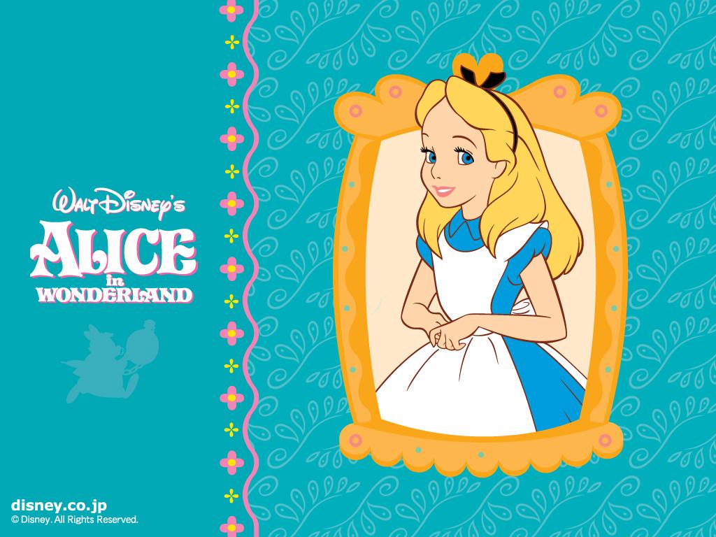 Alice In Wonderland 壁紙 ディズニー 壁紙 ファンポップ