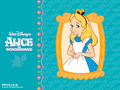 disney - Alice in Wonderland Wallpaper wallpaper