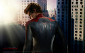 Amazing Spider-Man movie achtergrond