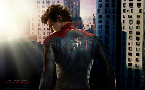Amazing Spider-Man movie hình nền