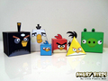 Angry Birds Orygamy - angry-birds wallpaper