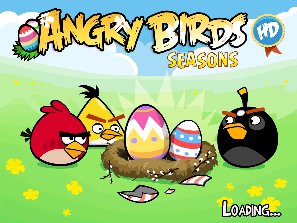 Angry Birds Seasons HD - Angry Birds Wallpaper (31501732) - Fanpop