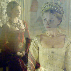 Anne Boleyn & Jane Seymour