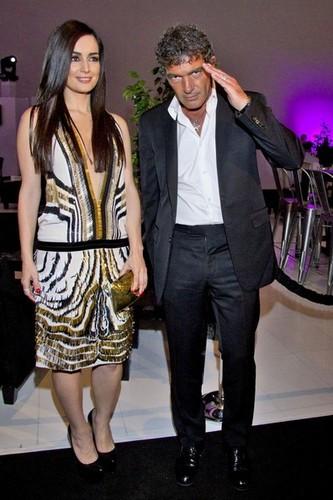 Antonio Banderas Launches His Perfume [(June 7, 2012]