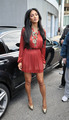 Arriving At The X Factor Boot Camp In Liverpool [20 July 2012] - nicole-scherzinger photo