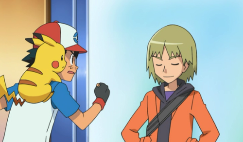 Ash and Trip