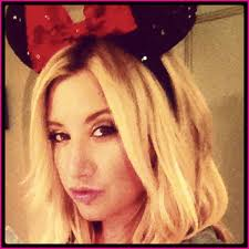 Ashley Tisdale Minnie Ears