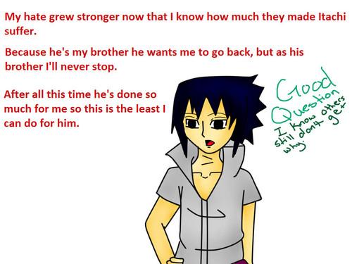 Ask Sasuke
