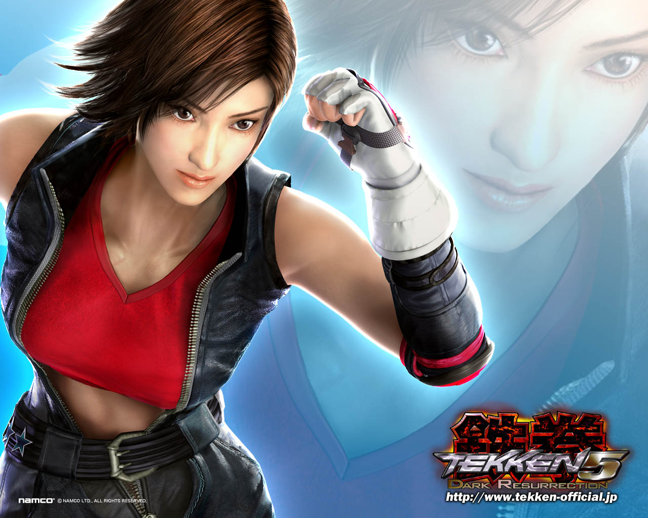 tekken 5 images asuka hd wallpaper and background photos (31519048)