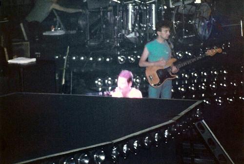 August 1982 - live in Dallas
