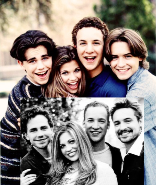 boy meets world eric dating show Friendly reminder chris hardwick guest-starred as himself on boy meets world friendly reminder chris hardwick guest  and 2 eric goes on a dating game show.