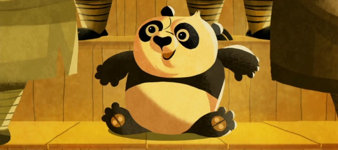 Kung Fu Panda Legends Of Awesomeness Images Baby Po Wallpaper And Background Photos